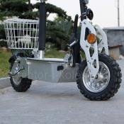 EVO mk-02 - электросамокат с мотор-колесом
