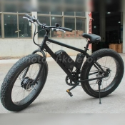 Электро фэтбайк fat bike Surface 604 Defiant