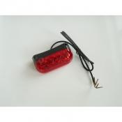 Задний светодиодный LED стоп-сигнал 36/48В для электросамоката
