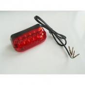 Светолиодный задний фонарь габарит/стоп-сигнал для электросамоката EVO MK-01 и Headway-3