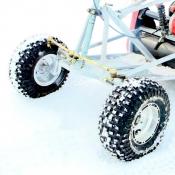 Комплект колес для лыжного модуля УЛМ-1/2 (Мухтар 7/15)