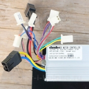 Контроллер 36V 800W Turbo (коллекторный) для электросамокатов Rhino, Omaks