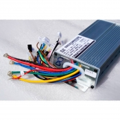 Контроллер 15GSM1000W с рекуперацией 48-72 вольт для мотор-колеса, электровелосипеда