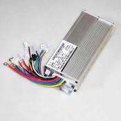 Контроллер 15GSM1000W с рекуперацией 48-84 вольт для мотор-колеса, электровелосипеда