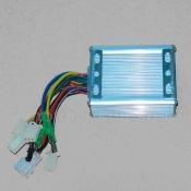 Контроллер 24В 350Вт бесколлекторный для электровелосипеда