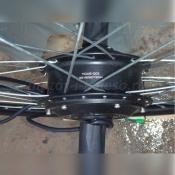 """Переднее мотор-колесо 36в 350вт 26"""" хаб для велосипеда"""