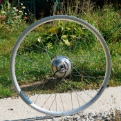 """Мотор-колесо A100 для велосипеда, переднее, в ободе 26"""" 350W"""