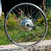 """Мотор-колесо A85 для велосипеда, переднее, в ободе 20"""" 36-48V"""
