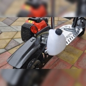 Мотосамокат Вектор-4 с мотором 49 cc