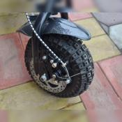 Переднее колесо мотосамоката Вектор 4