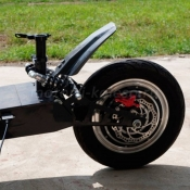 Мощное мотор колесо 1000 Вт электросамоката Trek