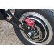 Электросамокат TREK с большим моторо-колесом 14 дюймов, 48В 1000Вт