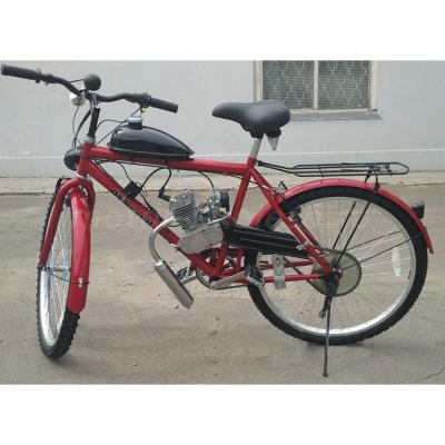 Велосипед с двухтактным мотором 48cc - мотовелосипед F60