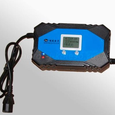Зарядное устройство 60V с восстановлением для SLA AGM аккумуляторов